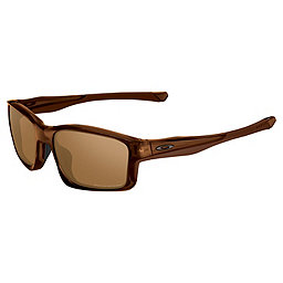 Oakley Chainlink Polarized Sunglasses, Polarized Rootbeer-Bronze, 256
