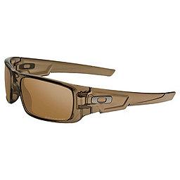 Oakley Crankshaft Sunglasses, Brown Smoke w-TngstnIridPolar, 256