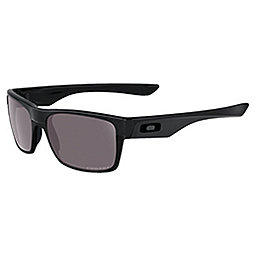 Oakley Two Face Sunglasses, Cvrt  Matte Blk-Przm Daily Plr, 256