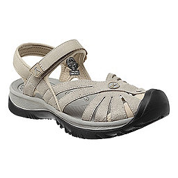 KEEN Rose Sandal - Women's, Aluminum-Neutral Gray, 256