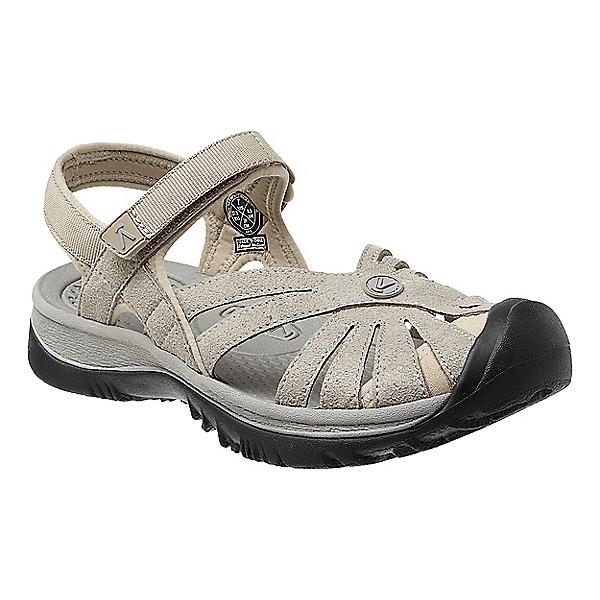 KEEN Rose Sandal - Women's - 5/Aluminum-Neutral Gray, Aluminum-Neutral Gray, 600
