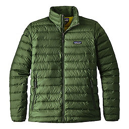 Patagonia Down Sweater - Men's, Glades Green, 256