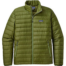 Patagonia Down Sweater - Men's, Sprouted Green, 256