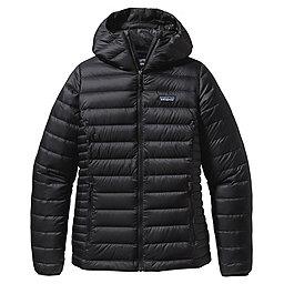 Patagonia Down Sweater Hoody - Women's, Black, 256