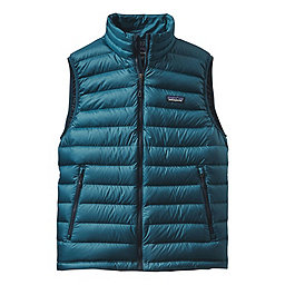 Patagonia Down Sweater Vest - Men's, Deep Sea Blue, 256