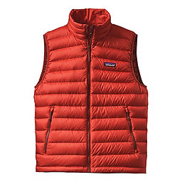 Patagonia Down Sweater Vest - Men's, Ramble Red, 256