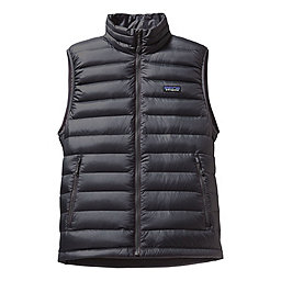 Patagonia Down Sweater Vest - Men's, Forge Grey-Forge Grey, 256