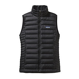 Patagonia Down Sweater Vest - Women's, Black, 256