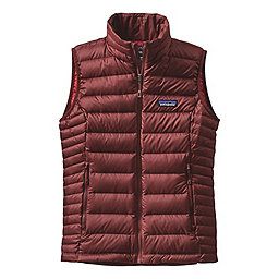 Patagonia Down Sweater Vest - Women's, Drumfire Red, 256