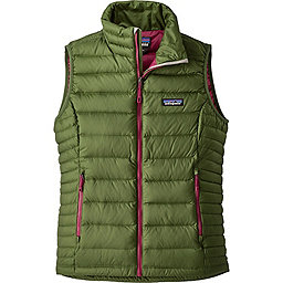 Patagonia Down Sweater Vest - Women's, Buffalo Green, 256
