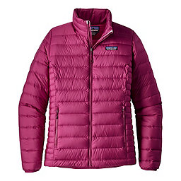 Patagonia Down Sweater - Women's, Magenta, 256