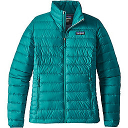 Patagonia Down Sweater - Women's, Elwha Blue, 256