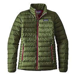 Patagonia Down Sweater - Women's, Buffalo Green, 256