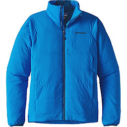 Patagonia Nano-Air Jacket - Men's, Andes Blue w-Big Sur Blue, 256