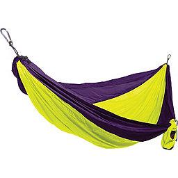 Grand Trunk Single Parachute Nylon Hammock, Neon-Purple, 256