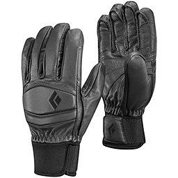Black Diamond Spark Gloves, Gunmetal, 256