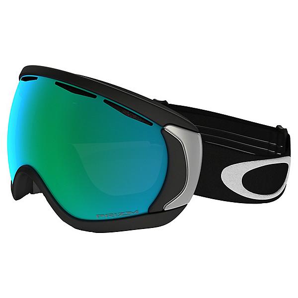 Oakley Canopy Goggle - Matte Black-Prizm Jade Iridium, Matte Black-Prizm Jade Iridium, 600