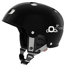 POC Receptor Bug Adjustable Helmet, Uranium Black, 256