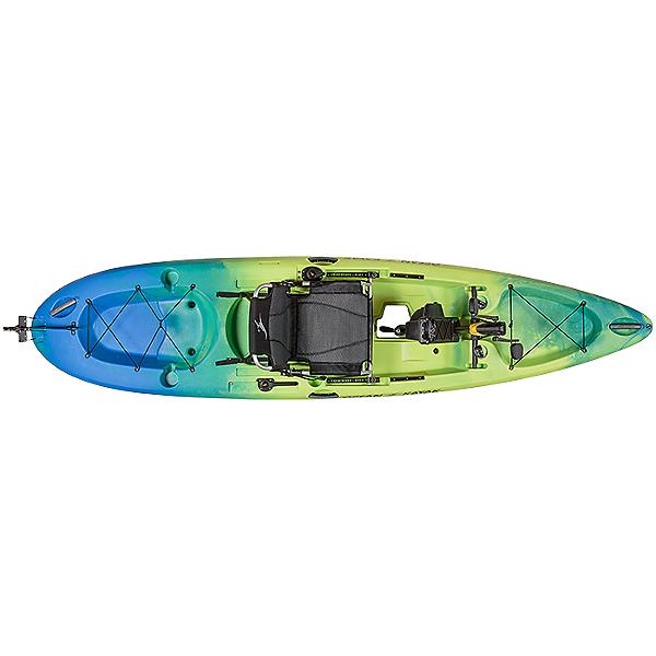 Ocean Kayak Malibu Pedal Kayak, Ahi, 600