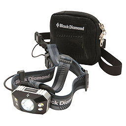 Black Diamond Icon Polar Headlamp, Aluminum, 256