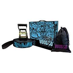 Voodoo Slacklines Voodoo Slackline Mojo Set 60 ft., , 256