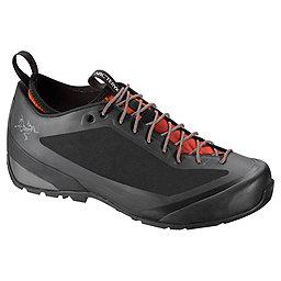 Arc'teryx Acrux FL Approach Shoe - Men's, Graphite-Bright Flame, 256