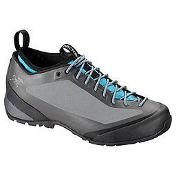 Arc'teryx Acrux FL Approach Shoe - Women's, Light Graphite-Big Surf, 256