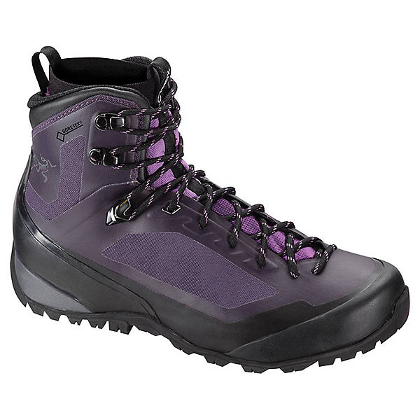 Arc'teryx Bora Mid GTX Hiking Boot - Women's - 7.5/Raku-Lupine, Raku-Lupine, 600
