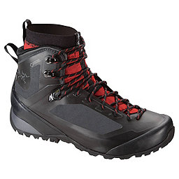 Arc'teryx Bora2 Mid Hiking Boot - Men's, Black-Cajun, 256