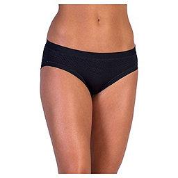 Ex Officio Give-N-Go Mesh Bikini Brief - Women's, Black, 256