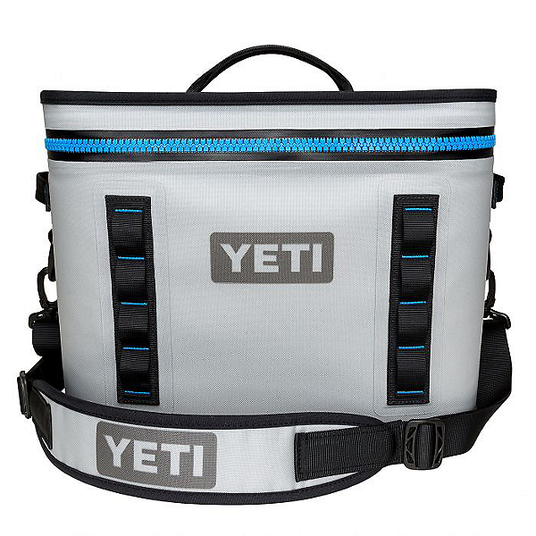 Yeti Coolers Hopper Flip 18 Cooler, Fog Gray, 600