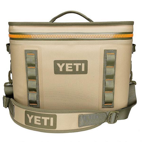Yeti Coolers Hopper Flip 18 Cooler, Field Tan, 600