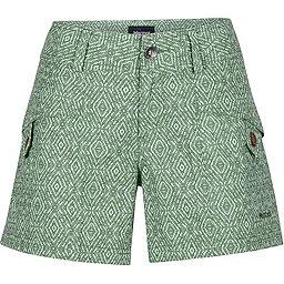 Marmot Ginny Short - Women's, Stone Green Ikat, 256