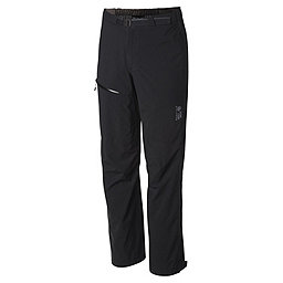 Mountain Hardwear Stretch Ozonic Pant- Men's, Black, 256