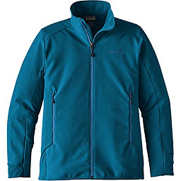 Patagonia Adze Hybrid Jacket - Men's, Big Sur Blue, 256