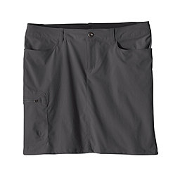 Patagonia Quandary Skirt - Women's, Forge Grey, 256