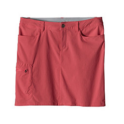 Patagonia Quandary Skirt - Women's, Ginger Berry, 256