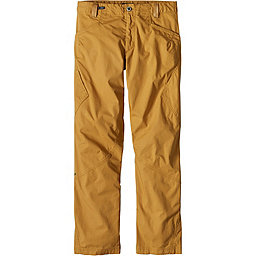 Patagonia Venga Rock Pants - Men's, Oaks Brown w-Buffalo Green, 256