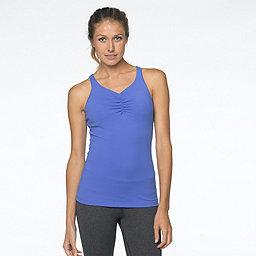 prAna Sabin T-Back Top - Women's, Blue Jay, 256