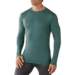 Smartwool NTS Micro 150 Long Sleeve Crew - Men's, Sea Pine, 256