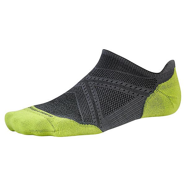 Smartwool PhD Run Light Elite Micro Sock - MD/Graphite, Graphite, 600
