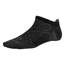 Smartwool PhD Run Ultra Light Micro Sock - Women's, Black, 256