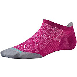 Smartwool PhD Run Ultra Light Micro Sock - Women's, Berry, 256