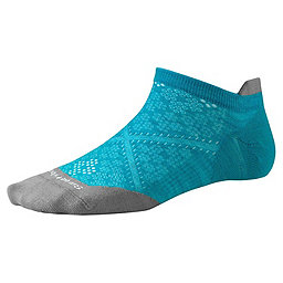 Smartwool PhD Run Ultra Light Micro Sock - Women's, Capri, 256
