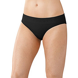 Smartwool PhD Seamless Bikini - Women's, Black, 256