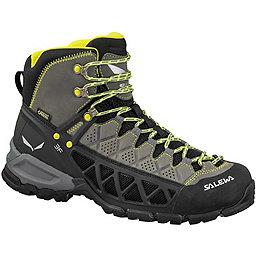Salewa Alp Flow Mid GTX Boot - Men's, Smoke-Yellow, 256