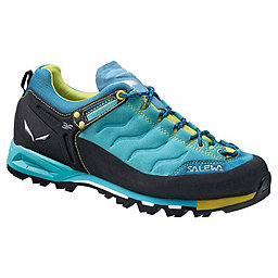 Salewa Mtn Trainer Shoe - Women's, Bright Acqua-Mimosa, 256