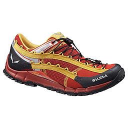 Salewa Speed Ascent Approach Shoe - Men's, Terracotta-Nugget Gold, 256
