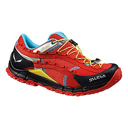 Salewa Speed Ascent Approach Shoe - Women's, Firebrick-Silvretta, 256