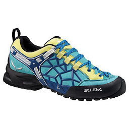 Salewa Wildfire Pro Approach Shoe - Women's, Bright Acqua-Reef, 256